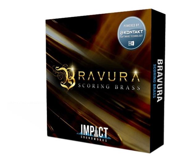 Bravura Scoring Brass - Melhores Metais Vsti