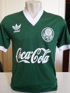 Rara Camisa Palmeiras 1989/90 Em Muito Bom Estado