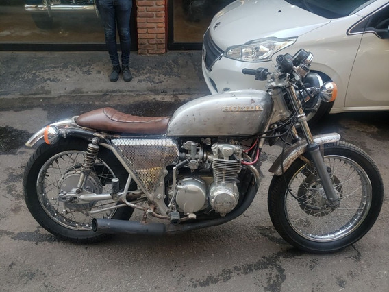 Honda 550 Four Cafe Race 1978 Clasica Charliebrokers