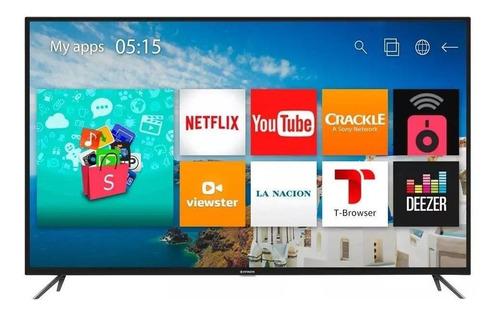 Smart Tv Uhd 4k 50  Hitachi Le50 Wifi Netflix