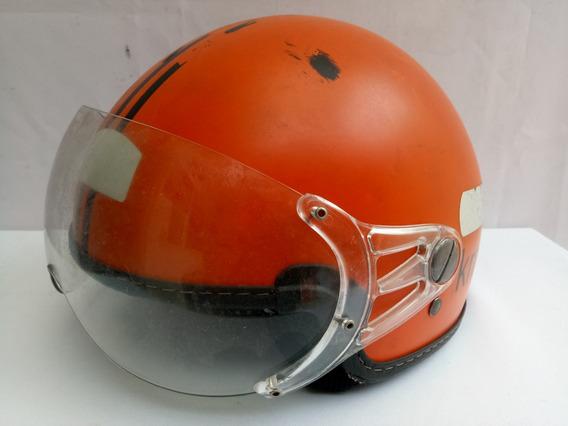 Capacete Motociclista Kraft 56/58