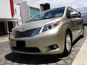 Toyota Sienna Xle Puertas Eléctricas 2015