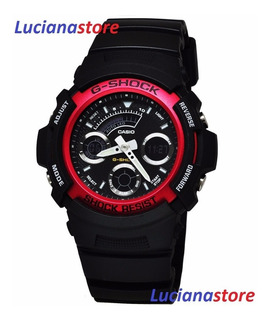 Reloj Casio G Shock - Aw-591 -100% Original Ztr