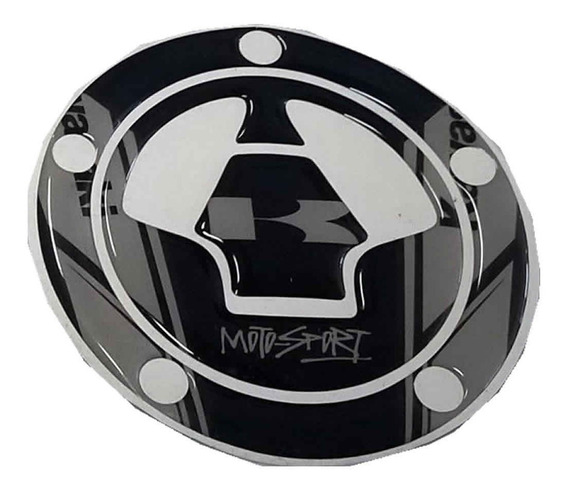 Protetor Bocal Tanque Kawasaki 2011 Motor Sport - Protector