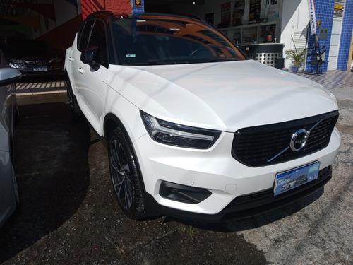 Imagem 1 de 10 de Volvo Xc40 2019 2.0 T5 R-design Awd 5p