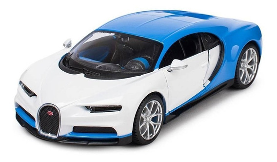Bugatti Chiron Maisto 1/24 Exotics
