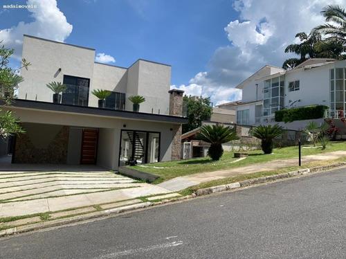 Casa Em Condomínio Para Venda Em Mogi Das Cruzes, Vila Oliveira, 4 Dormitórios, 4 Suítes, 6 Banheiros, 4 Vagas - 2962_2-1144912