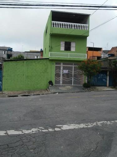 Sobrado À Venda, 3 Quartos, 2 Vagas, Parque Mikail - Guarulhos/sp - 27