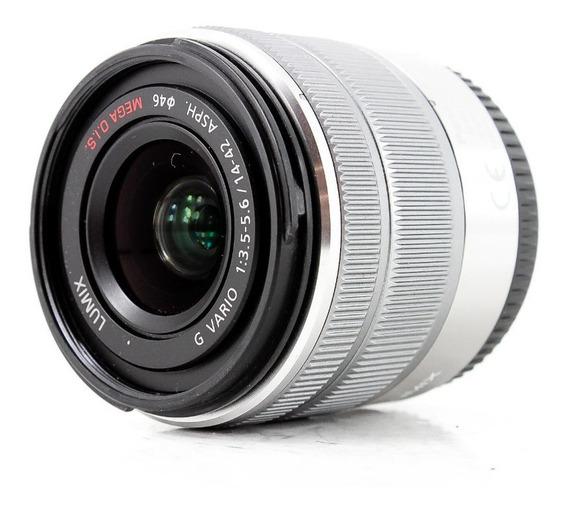 R$999 Panasonic Lumix 14-42mm F/3.5-5.6 Ii Asph. Mega O.i.s
