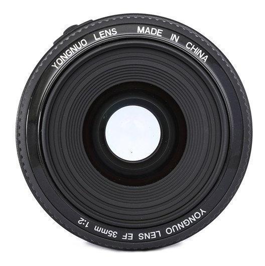 Yongnuo 35mm F/2 - Canon Garantia Frete Grátis Nova