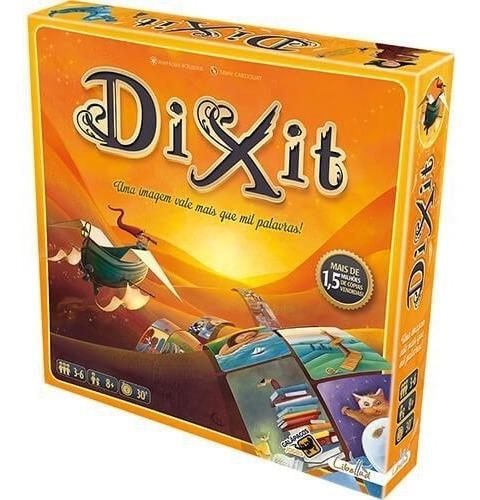 Dixit Board Game Português Jogo Base Lacrado