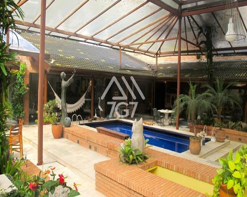 Casa De Alto Padrão Na Granja Julieta - Ca00991 - 68506526