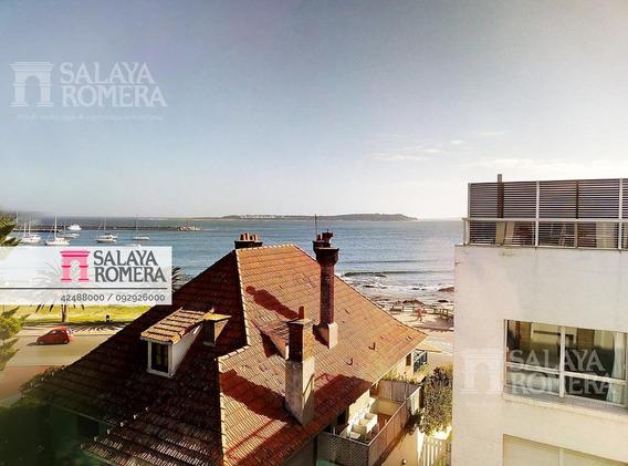 Oportunidad! Venta Apartamento En Punta Del Este, 3 Dormitorios, Vista Al Mar, Cochera
