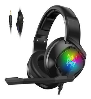 Audífonos K19 Con Micrófono Para Videojuegos Ps4 Xbox One Pc