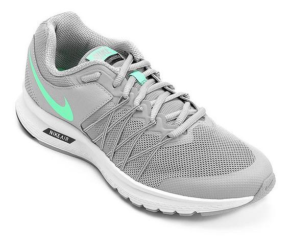 Tênis Nike Air Relentless 6 Msl Cinza E Verde