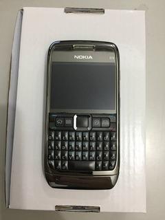 5 Nokia E71 Preto - 3mp C/ Flash, Desbloqueado - Usado