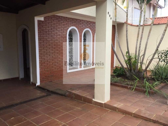 Casa A Venda No Jardim Europa, Bragança Pta. - 8497