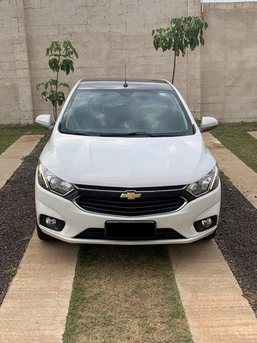Chevrolet Onix 1.4 Mpfi Ltz 8v Flex 4p Manual 2016/2017