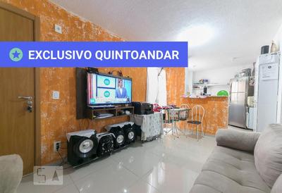 Apartamento No 1º Andar Com 2 Dormitórios E 1 Garagem - Id: 892928299 - 228299