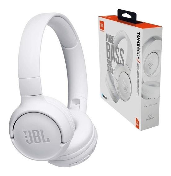 Fone Jbl Tune 500 Bluetooth T500bt Original