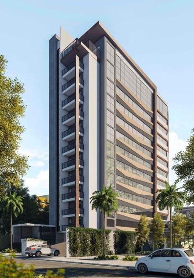Apartamento Em Aldeota, Fortaleza/ce De 37m² 1 Quartos À Venda Por R$ 350.000,00 - Ap416465