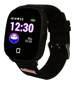 Momo H2o Waterproof Reloj Celular Soymomo Gps Negro
