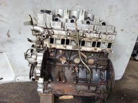 Motor Parcial Pajero Dakar 3.2 Diesel 2010 Baixado Com Nota