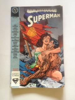 La Muerte De Superman - Dc Comics - 1993