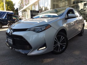 Toyota Corolla 1.8 Le Cvt 2017 *financiamiento*