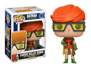 Figura Muñeco Funko Pop Carrie Kelley Robin 115 Batman
