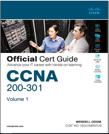 Cisco Ccna Routing And Switching 200-301 Official Guide V1