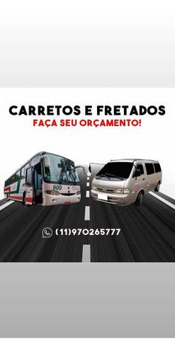 Imagem 1 de 3 de Viagens E Carretos