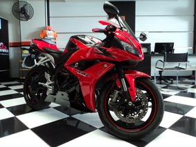 Honda Cbr600 Rr 2011 Vermelha