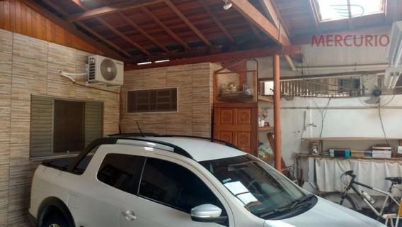 Casa Residencial À Venda, Jardim Bela Vista, Bauru. - Ca2214