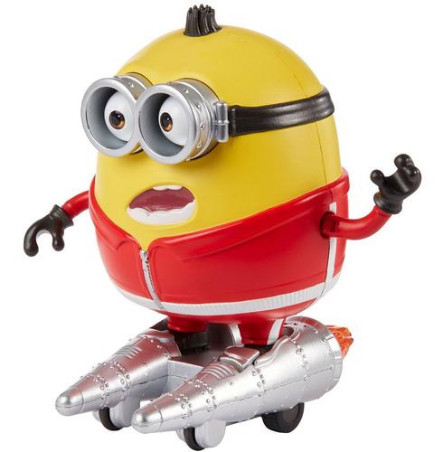 Boneco Minions - The Rise Of Gru - Otto - Mattel
