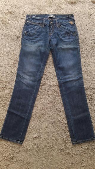 Calça Jeans Fem Khelf Tam 38