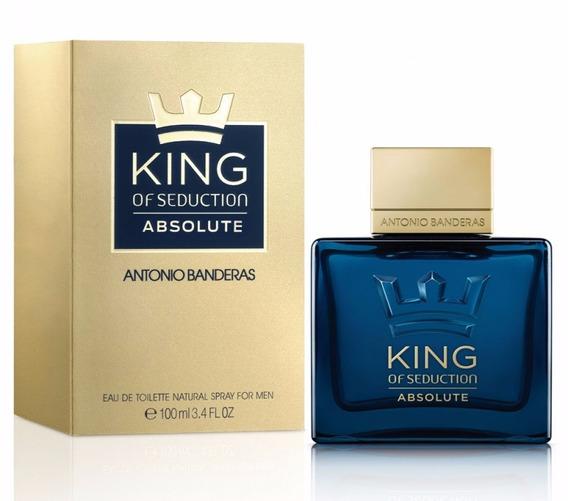 King Of Seduction Absolute 100ml De 235,00 Por 200,00