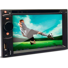 Dvd Player Tela 6.2 Dazz Dz 52216-bt Tv Ubs Touch Screen
