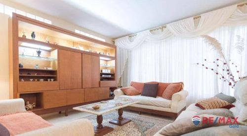 Imagem 1 de 30 de Casa Com 6 Dormitórios - Venda Por R$ 3.485.000,00 Ou Aluguel Por R$ 9.000,00/mês - Bela Aliança - São Paulo/sp - Ca2118