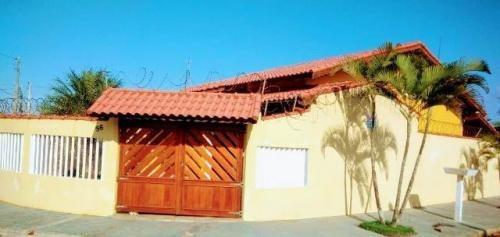 Imagem 1 de 14 de Casa Na Praia Me Itanhaém Com Escritura E 358m² 7927