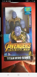 Thanos Marvel 30 Centimetros