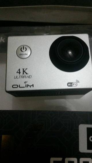 Câmera Olim 4k Hd Dv 30m A Prova D