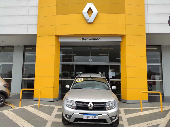 Renault Oroch 2.0 16v Dynamique Hi-flex At 2019 Oportunidade