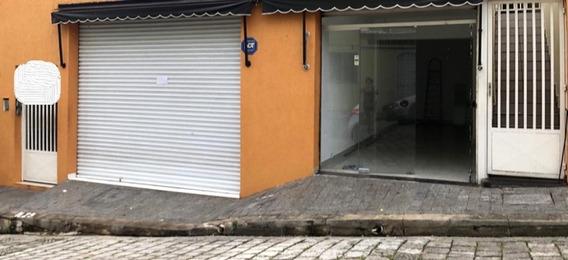 Salão Comercial Vila Galvão - R$ 1.200,00 Aceita Deposito