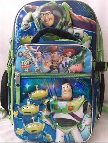 Mochila Y Lonchera Woody Y Buzz 3d