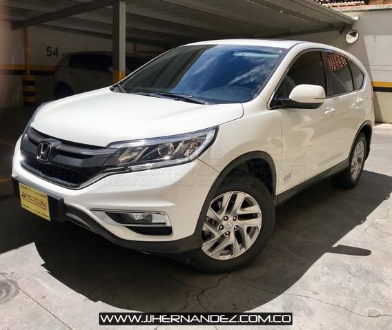 Honda Cr-v Exl, 2.400 Cc Aut 4x4 , 2016, Financio 100%