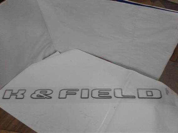 Faixa Decorativa K & Field Parati Direita 5w985368660u
