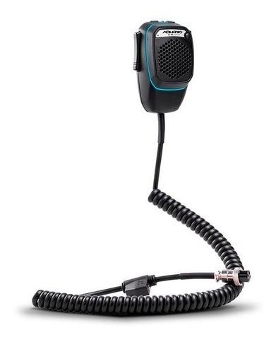 Imagem 1 de 2 de Microfone Px Dual Mike 4 Pinos Aquario