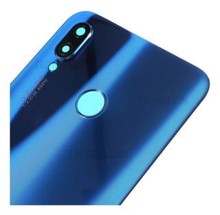 Tapa Trasera Con Pegamento Huawei P20 Lite Ane-lx3 Colores