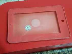 Carcaça Do Tablet Bak Ibak 784 Com Botão Power Apenas